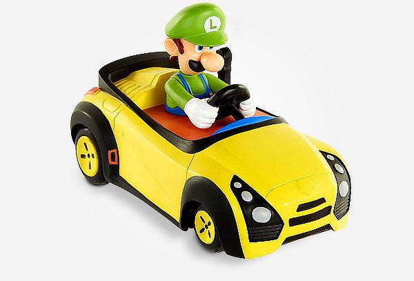 Mini Veiculo Luigi Sports Coupe: Mario Kart 8 - Jakks Pacific
