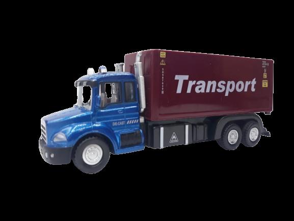 Miniatura Die-Cast Caminhão (Transport)