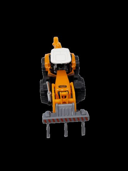 Miniatura Die-Cast Trator (Bico Tridente)