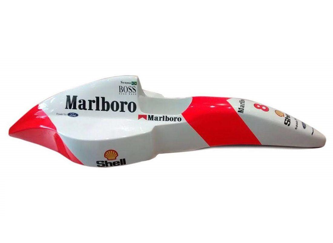 Miniatura F-1: McLaren Ford (Ayrton Senna) - CG