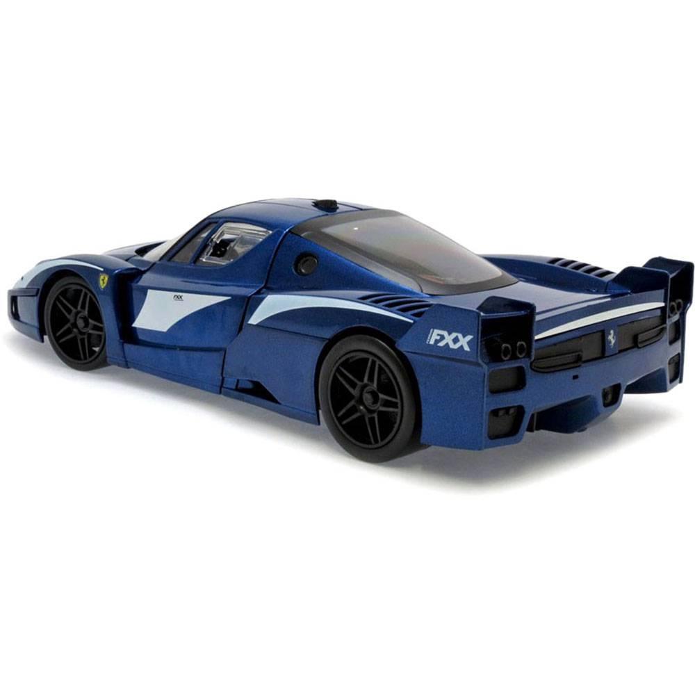 Miniatura Ferrari Fxx Evoluzione (Hot Wheels Elite) Escala 1/18