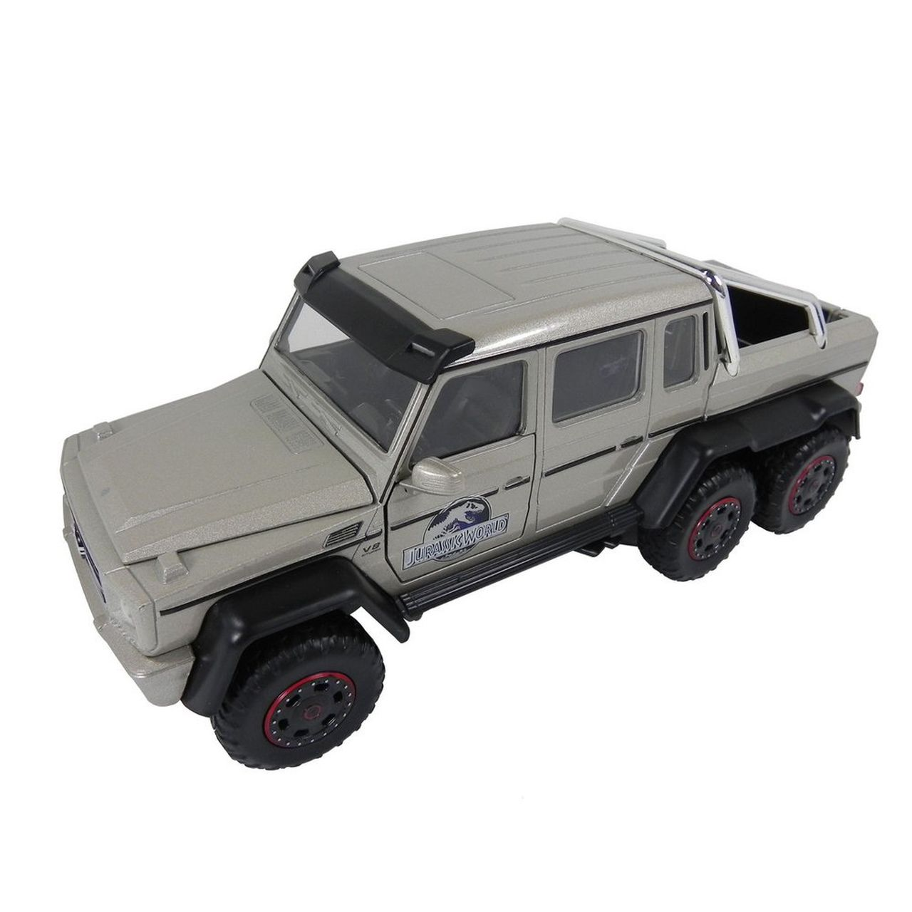 Miniatura Mercedes Benz Jurassic World (Escala 1/24) - Jada Toys