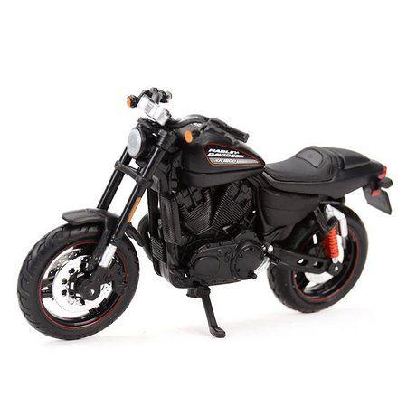 Miniatura Moto XR 1200X 2011: Harley Davidson (Serie 35) Escala 1/18 - Maisco