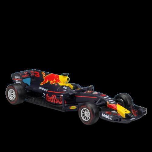 Miniatura Red Bull Racing Tag Heuer RB13 Numero 3: Daniel Ricciardo Fórmula 1 (1/43) - Bburago - MKP