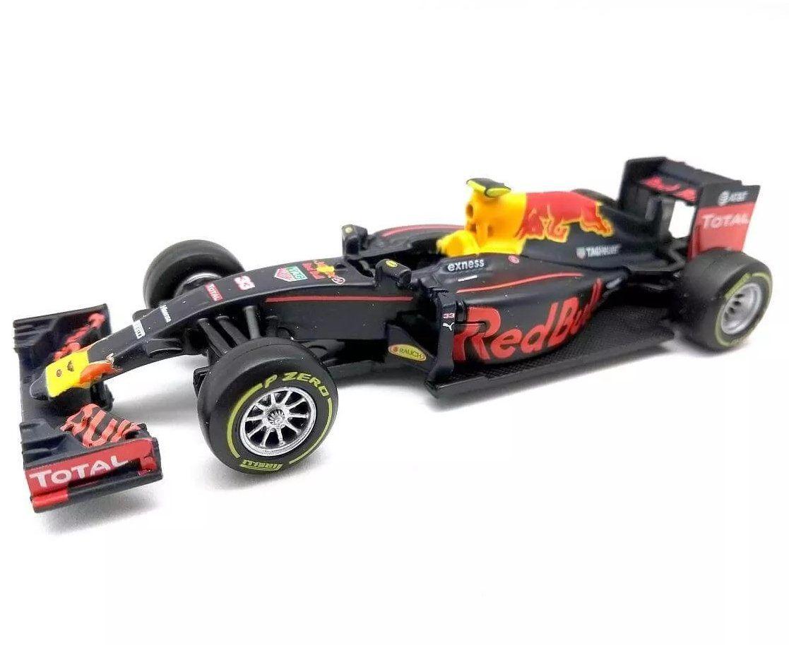 Miniatura Red Bull Racing Tag Heuer (RB 12) Número 33: Fórmula 1 (1/43) - Bburago