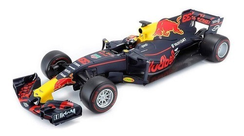 Miniatura Red Bull Racing Tag Heuer (RB 13) 2017: Fórmula 1 (Escala 1/32) - Burago