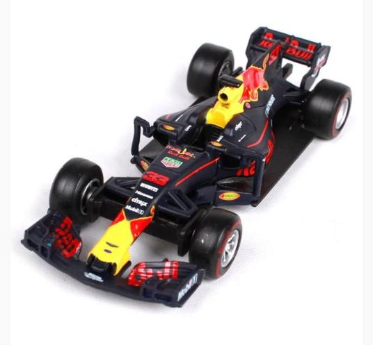 Miniatura Red Bull Racing Tag Heuer (RB 13): Fórmula 1 (1/43) - Burago