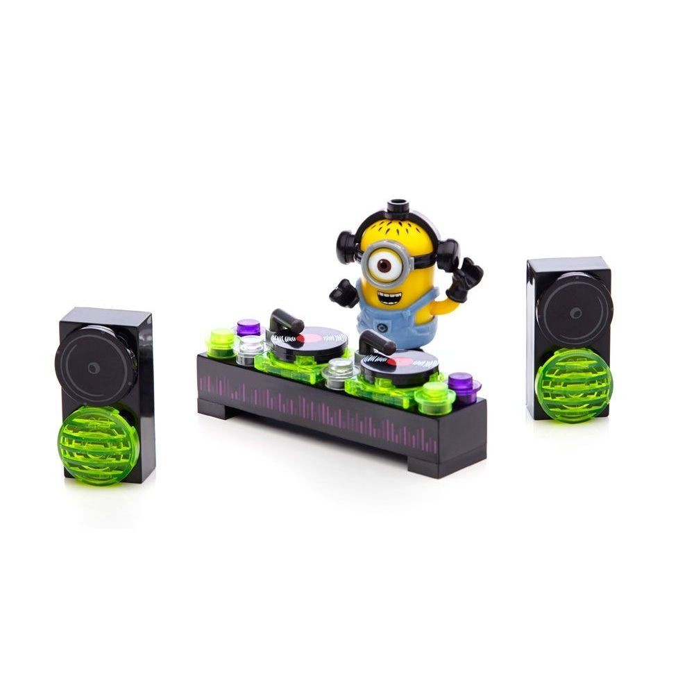 Minion Dance Party despicable me - Mega Bloks
