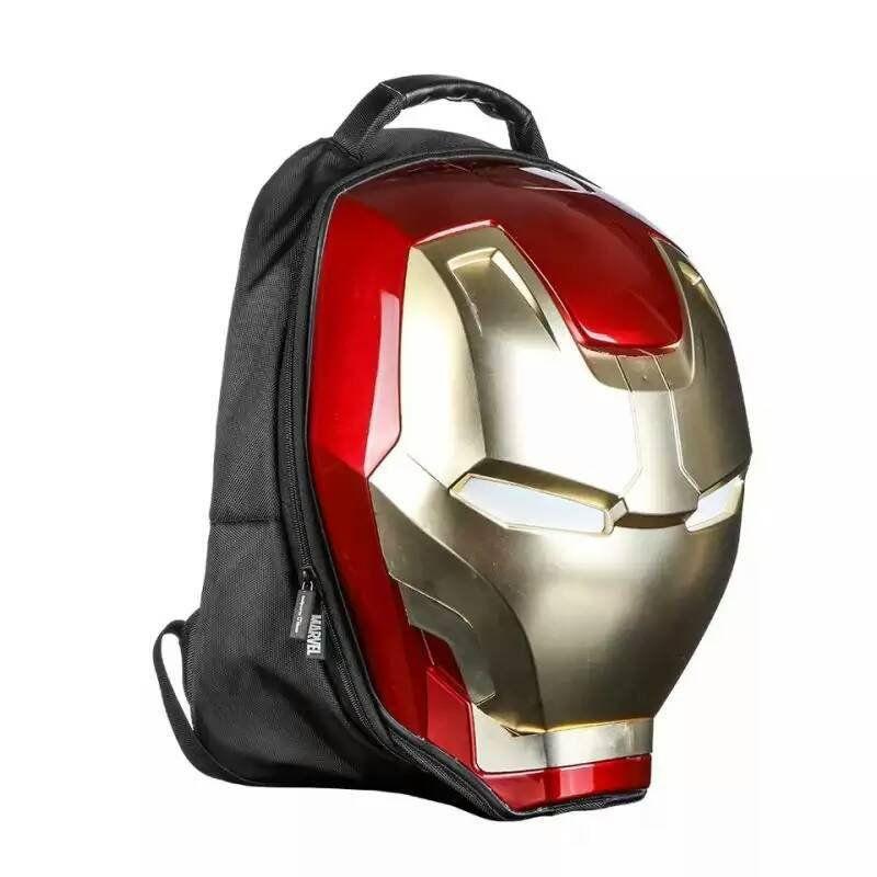 Mochila Capacete Homem de Ferro (Iron Man): Marvel Comics