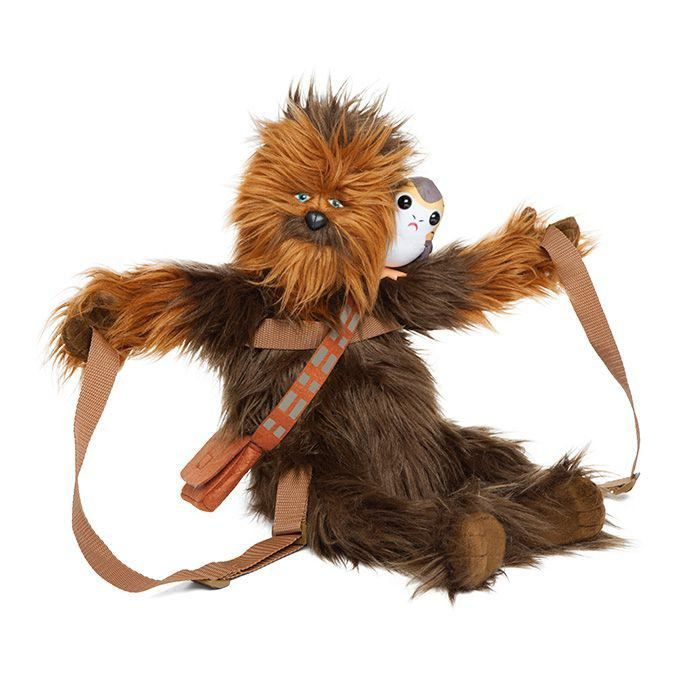 Mochila Chewbacca com o Porg: Star Wars - ThinkGeek