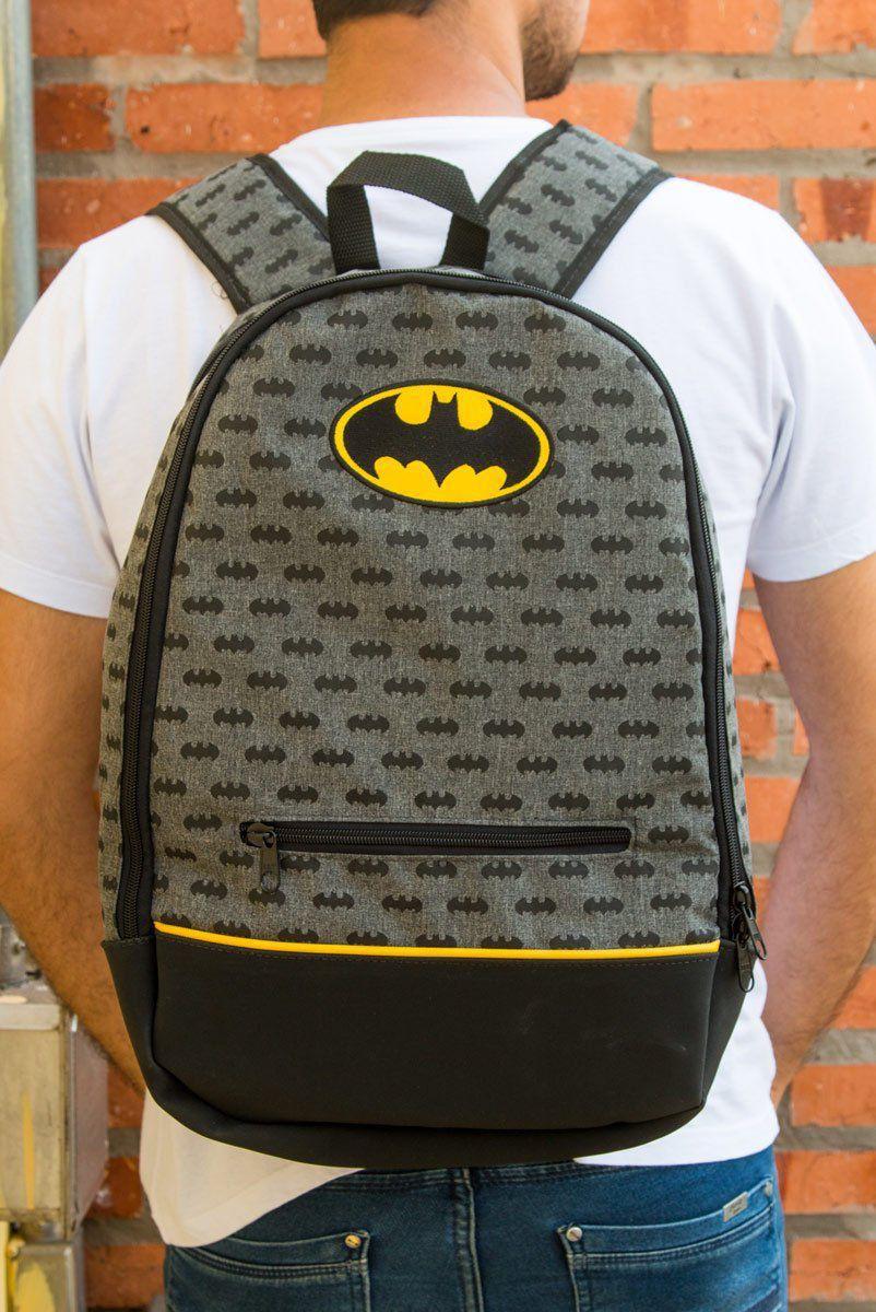 Mochila Dc Comics : Batman Bats -  BandUP!