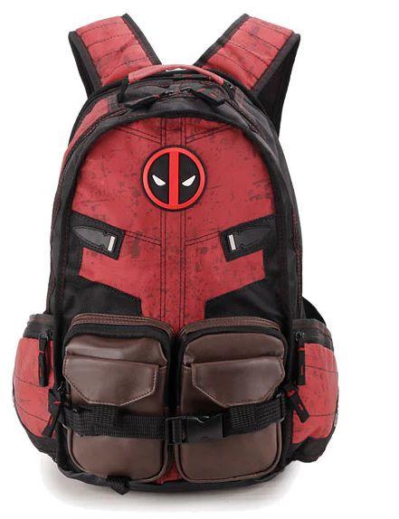 Mochila Deadpool: Deadpool 2 (Marvel)