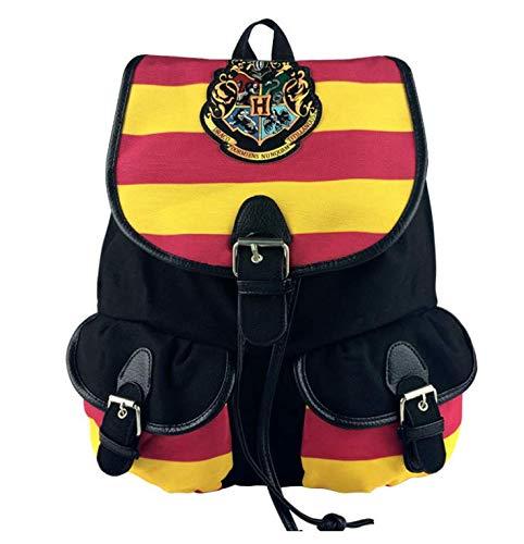 Mochila Escola de Magia e Bruxaria de Hogwarts: Harry Potter