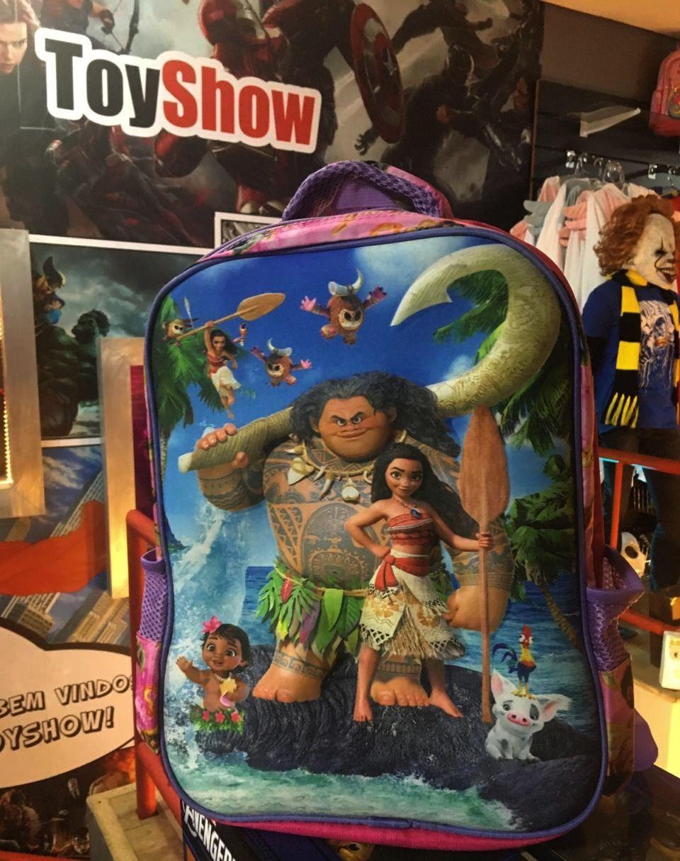 Mochila Moana: Disney