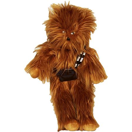 Mochila Pelúcia Star Wars: Chewbacca - Jazwares