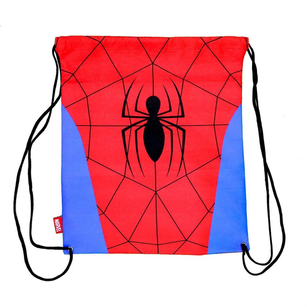 Mochila Sacola Homem-Aranha (Spider-Man): Marvel - Zona Criativa