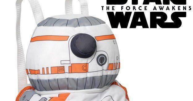 Mochila Star Wars: BB-8 - ThinkGeek