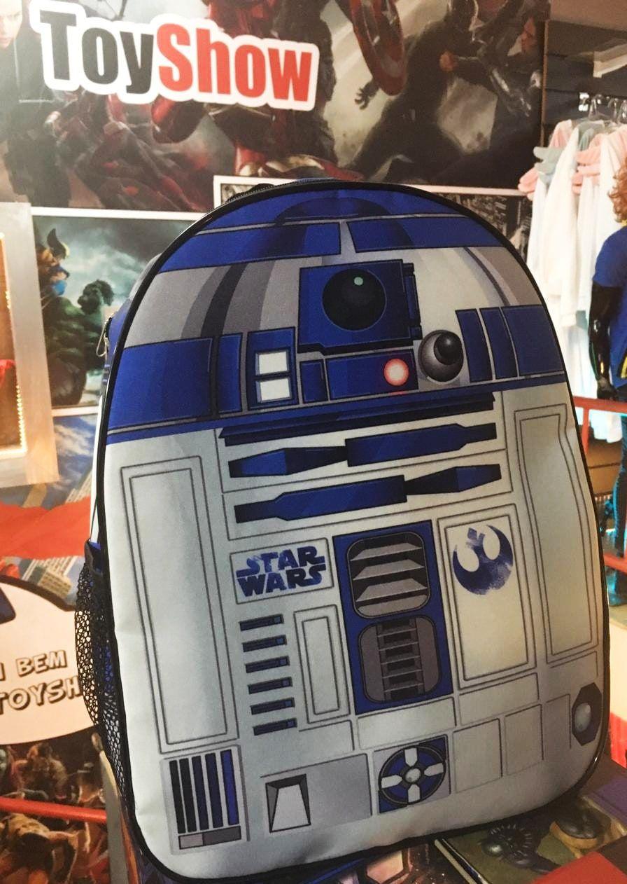 Mochila R2-D2: Star Wars