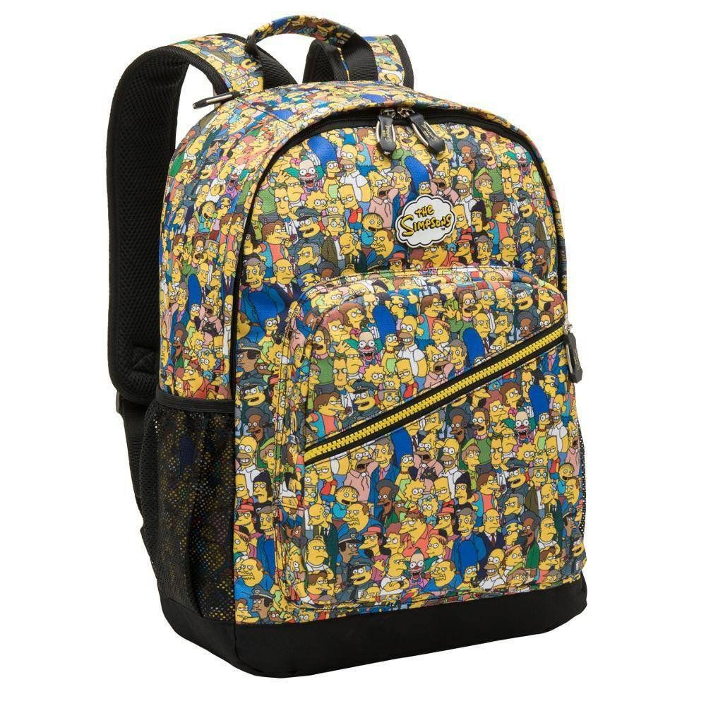 Mochila The Simpsons