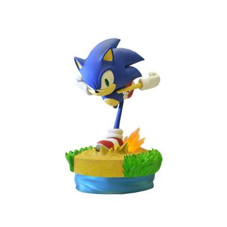 Modern Sonic the Hedgehog Statue Regular Version - PBM Express