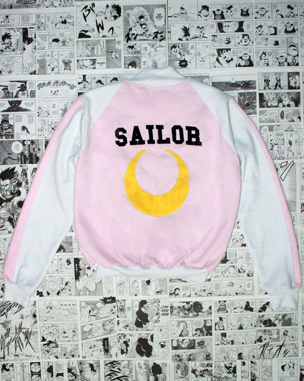 Moletom Bomber: Sailor Moon - CD