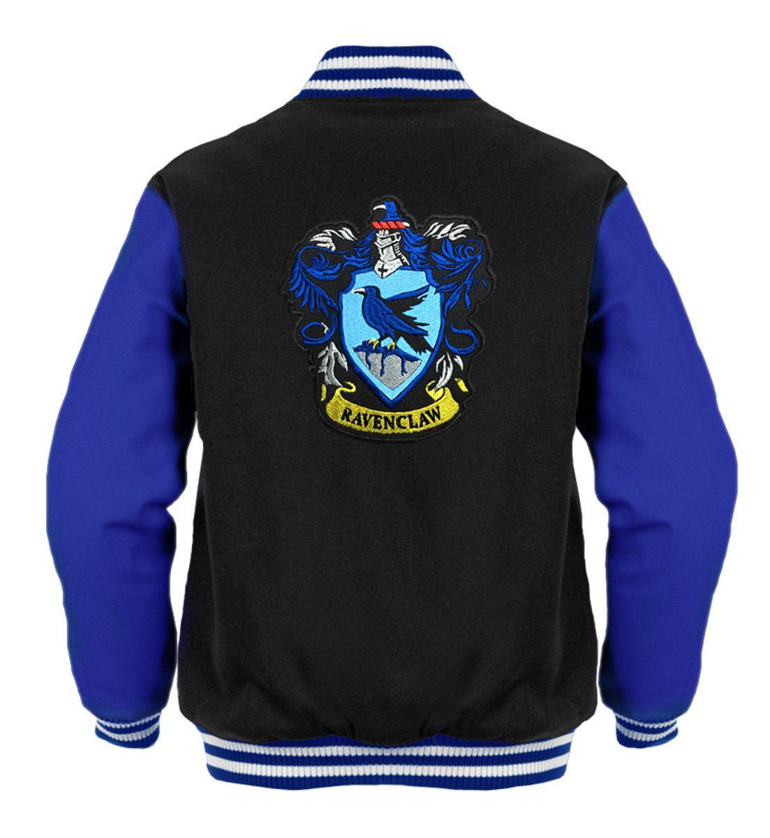 Moletom Colegial Corvinal (Ravenclaw): Harry Potter - CD