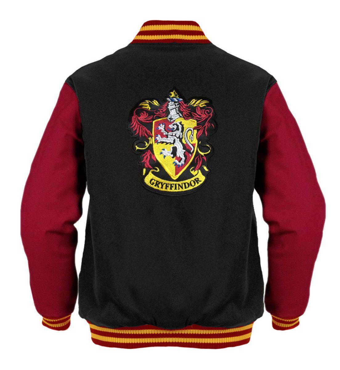 Moletom Colegial Grifinória: Harry Potter