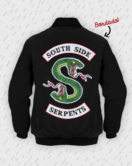 Moletom Colegial South Side Serpents: Riverdale - CD