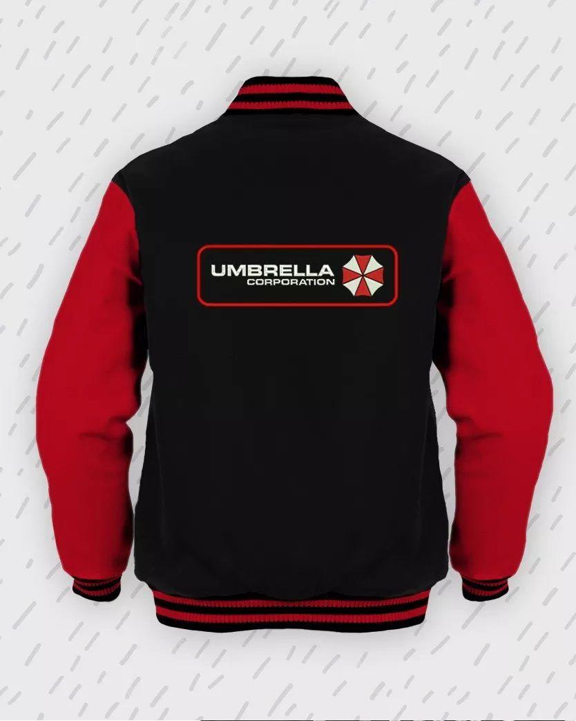 Moletom Colegial Umbrella Corporation: Resident Evil (Vermelho) - CD