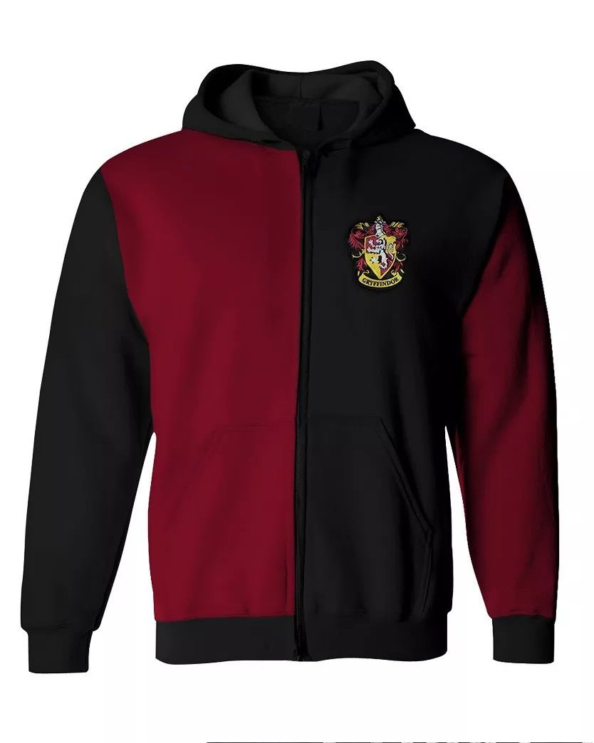 Moletom Colegial Uniforme Quadribol Harry Potter: Harry Potter - CD