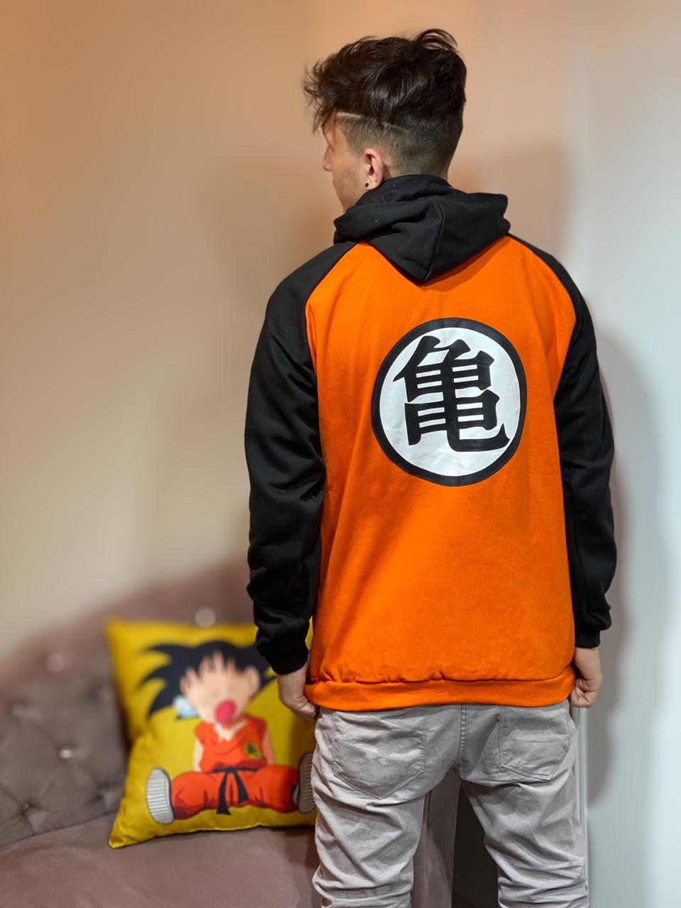 Moletom Dragon Ball Z