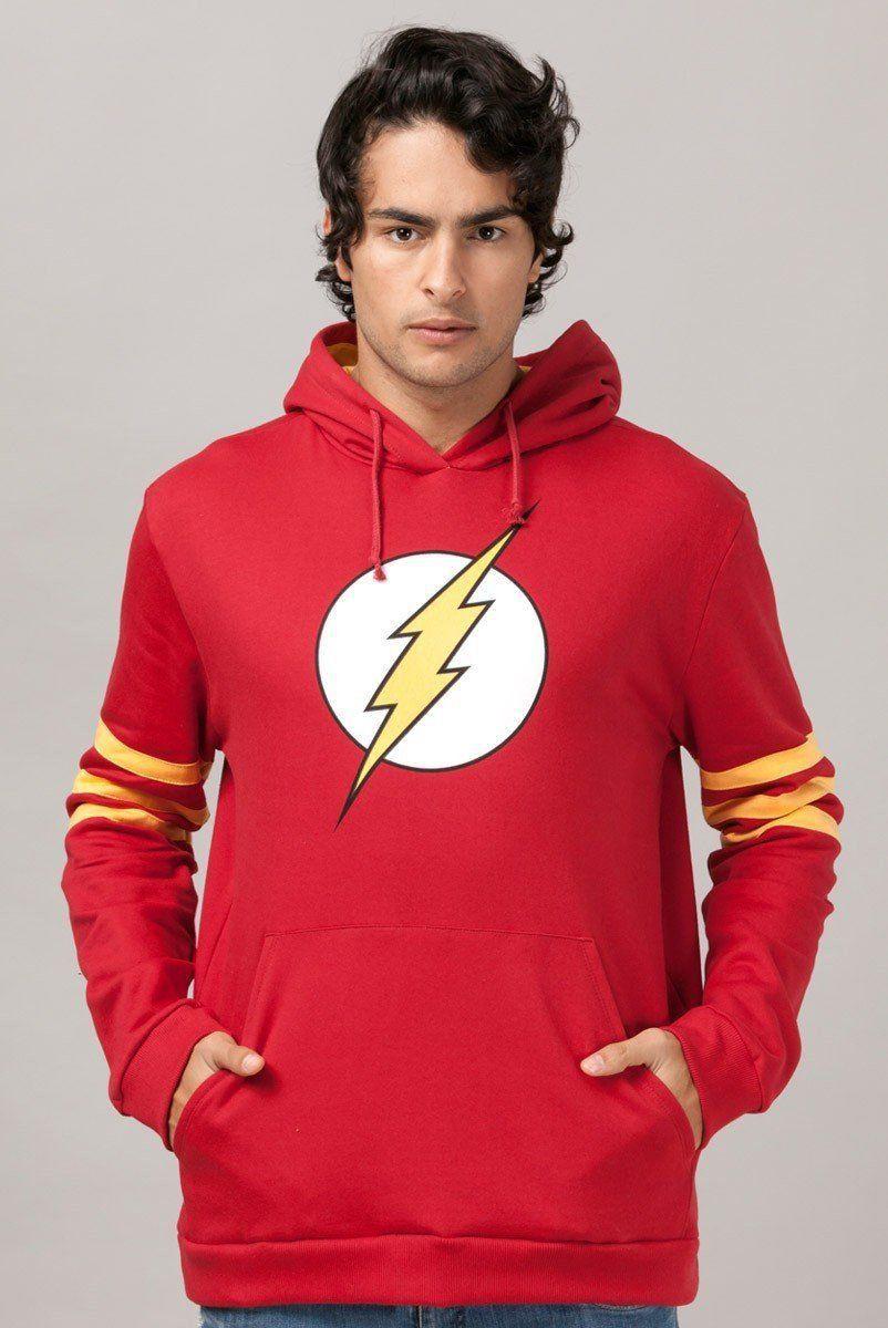 Moletom The Flash: Oficial