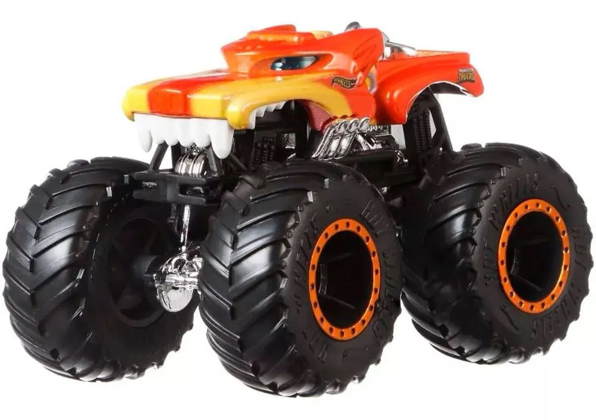 Monster Trucks Hot Wheels: Hotweller (1/64) - Mattel