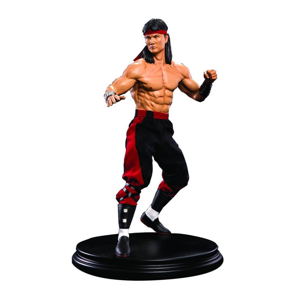 Estátua Liu Kang: Mortal Kombat (Escala 1/4) - Pop Culture Shock (Apenas Venda Online)