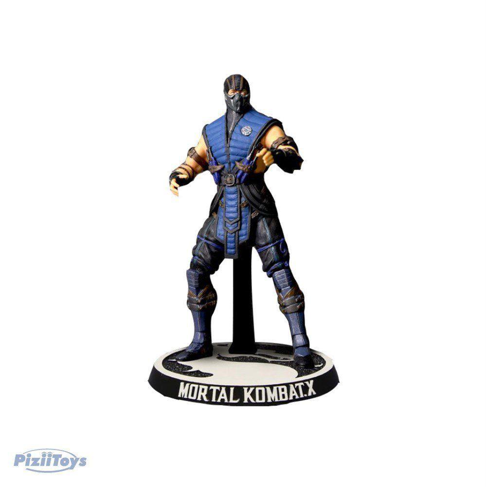 Mortal Kombat X:  Sub-Zero - 4