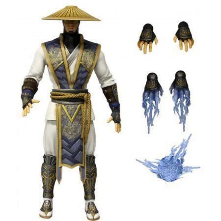 Mortal Kombat X: Raiden - Mezco