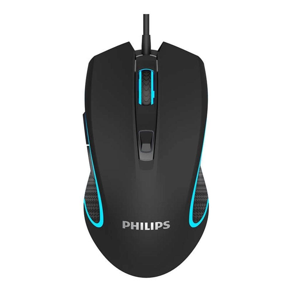 Mouse Gamer Momentum G413 2.0 6400 Dpi - Philips