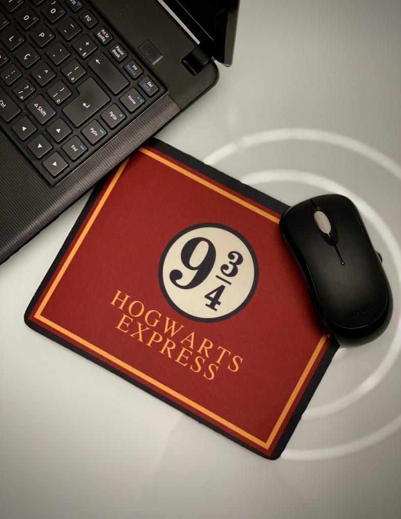 Mousepad: 934 Hogwarts Express: Harry Potter