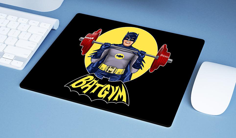 Mousepad BatGym: Batman - EV