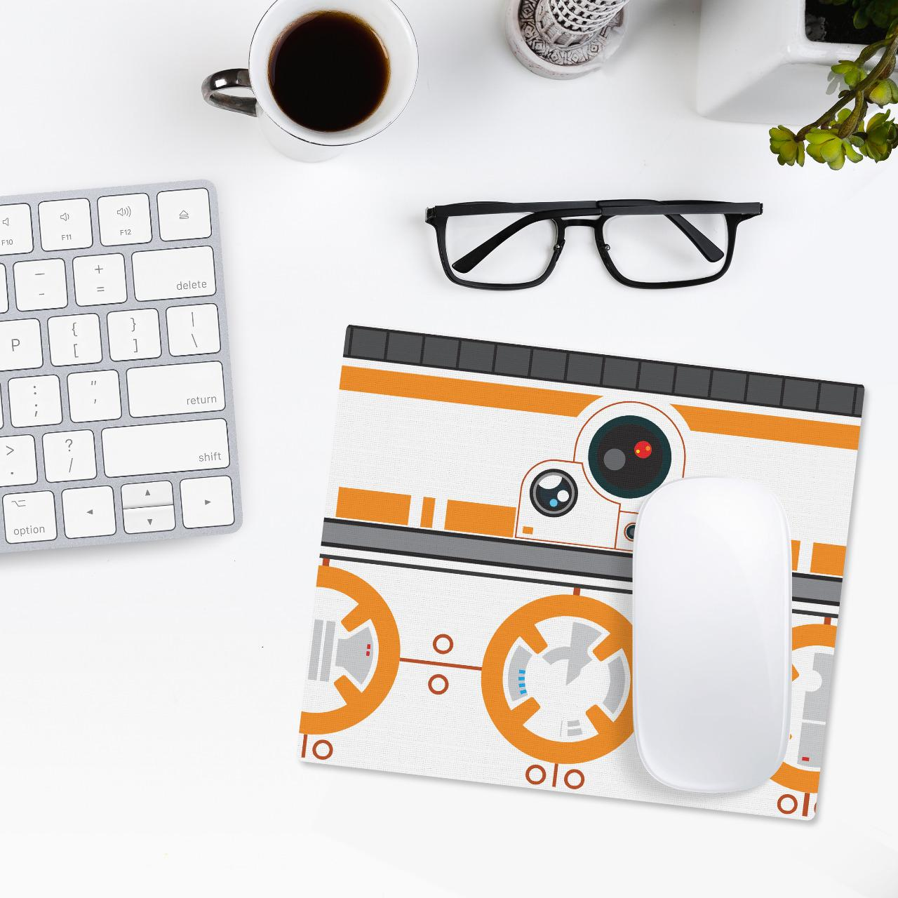 Mousepad: BB-8 ( Star Wars ) - Mouse pad