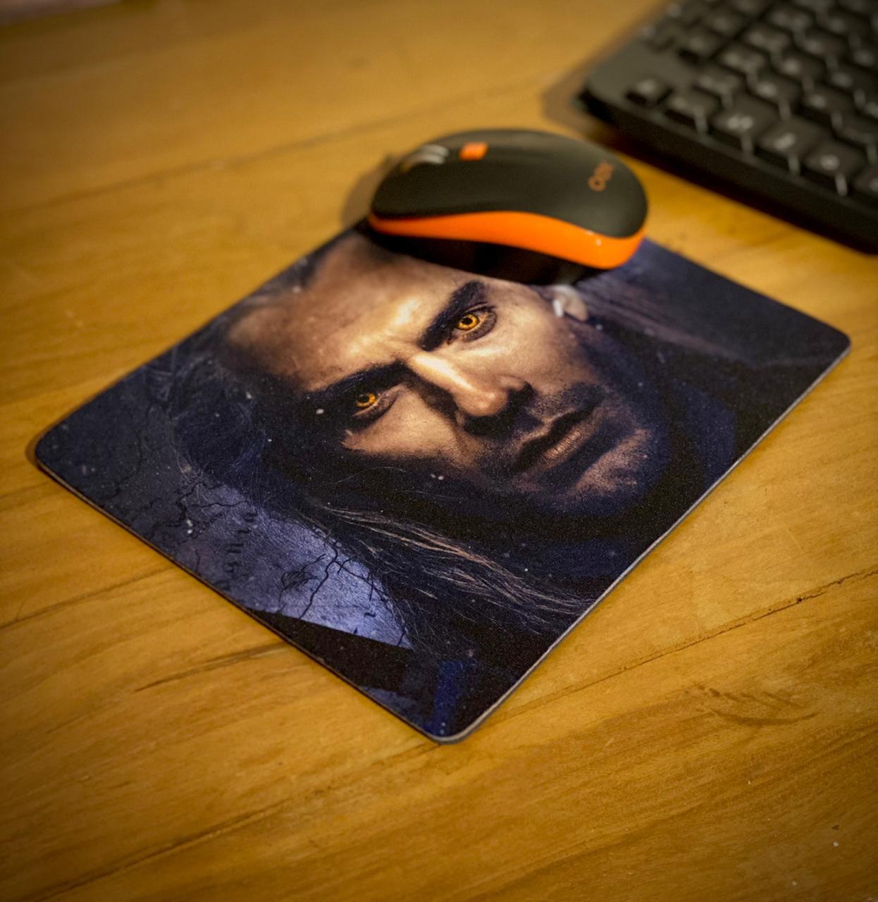 Mousepad Geralt de Rivia: The Witcher