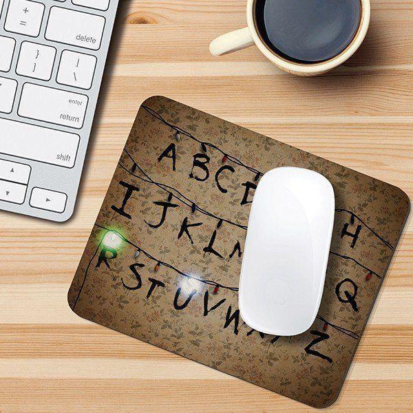 Mousepad Lights - Stranger Things - Mouse pad