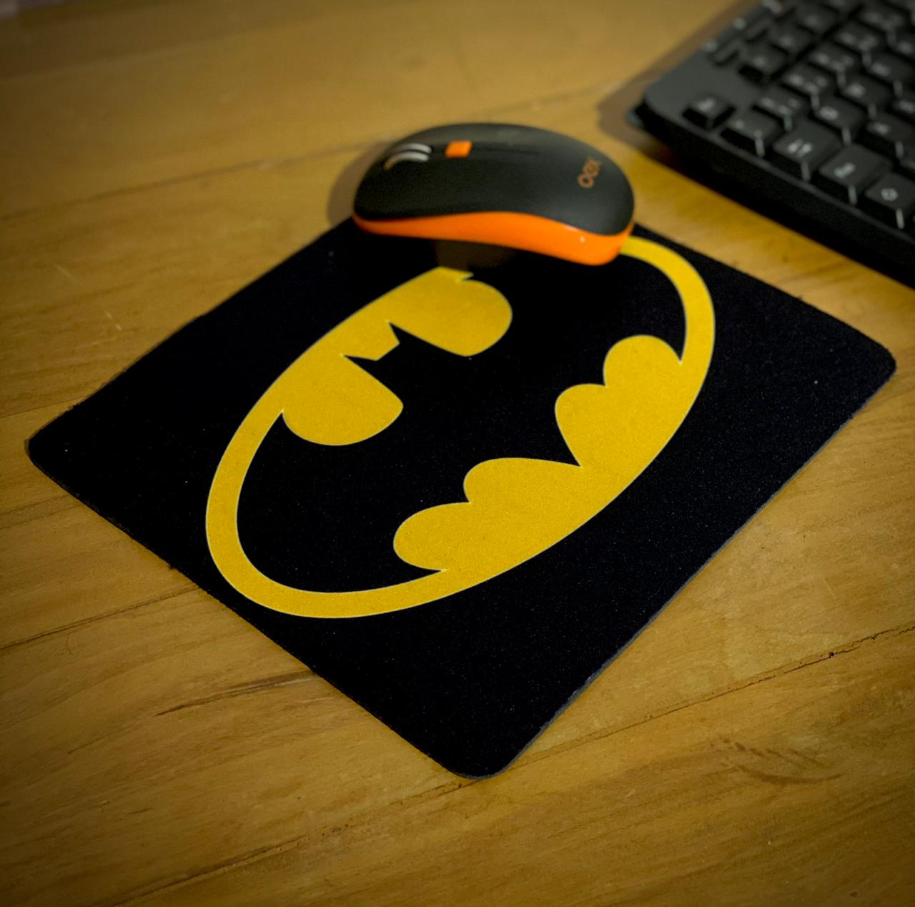 Mousepad Logo Batman: DC Comics - Mouse pad