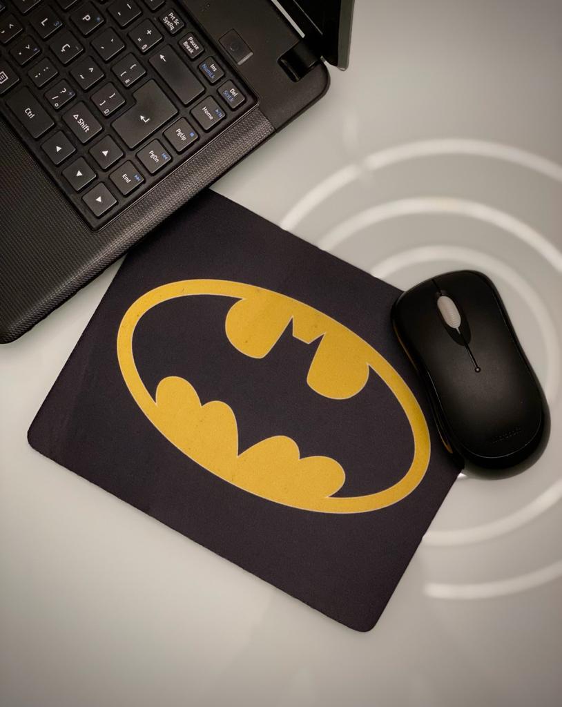 Mousepad Logo Batman: DC Comics - Mouse pad