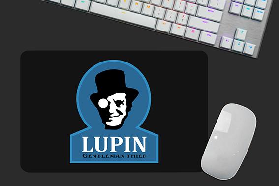 Mousepad Lupin Arsene: Ladrão de Casaca Netflix - EV