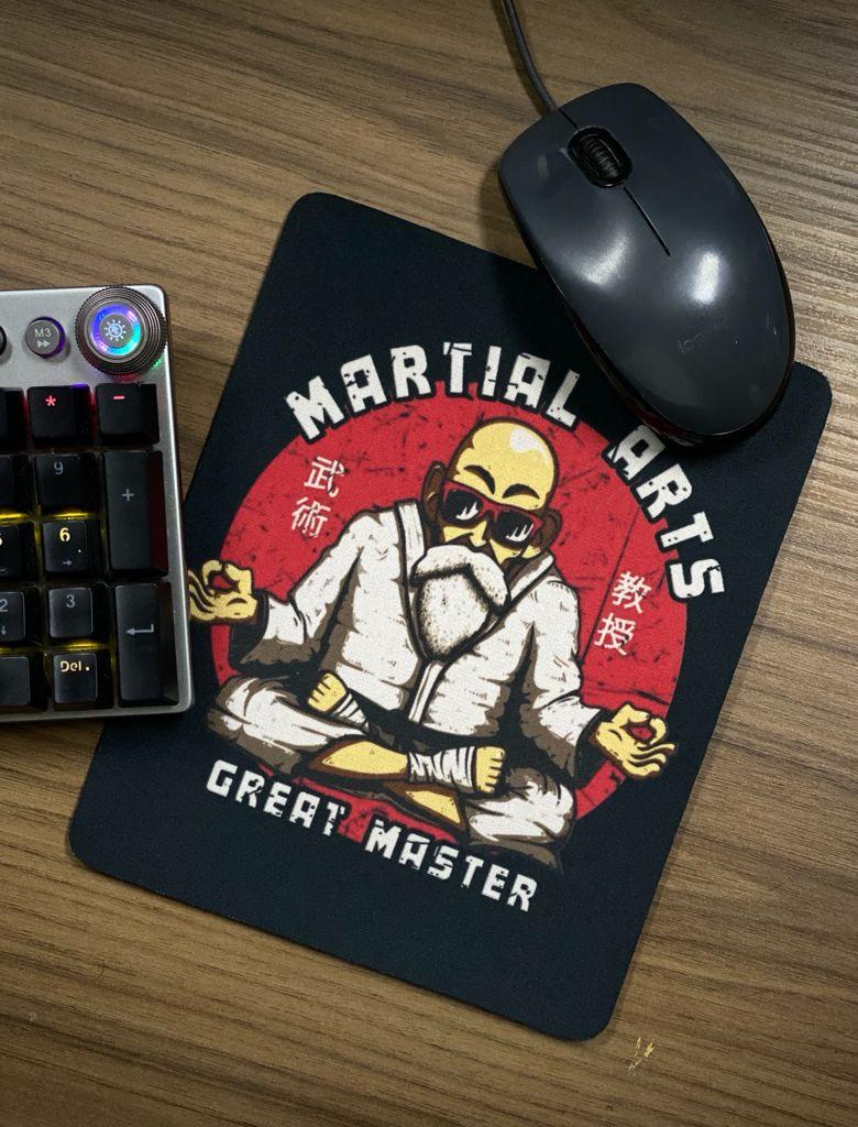 Mousepad Martial Arts Great Master Mestre Kami: Dragon Ball - EV