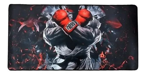 Mousepad (Mause Pad): Ryu (Grande) - Street Fighter