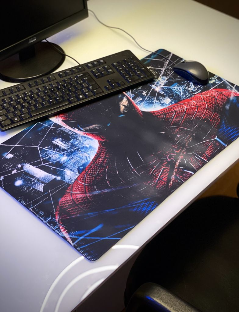 Mousepad Mouse Pad Gamer Grande O Espetacular Homen-Aranha 2 Amazing Spider-Man 2 - Marvel