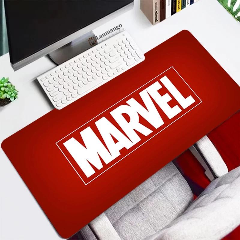 Mousepad (Mouse Pad) Logo Marvel Comics 40x90 - EVALI