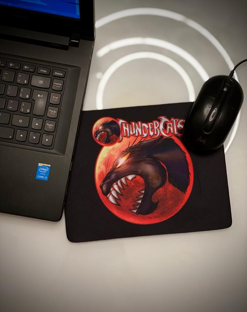 Mousepad Olho De Thundera: Thundercats Mouse Pad - EV